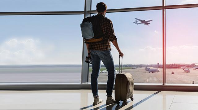 Zehn Tipps fürs Reisen mit Handgepäck | SV